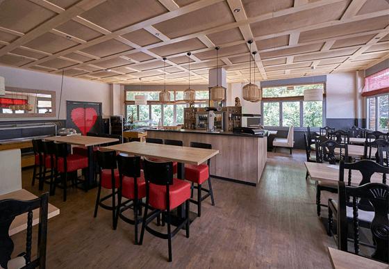 Amenities-Restaurant