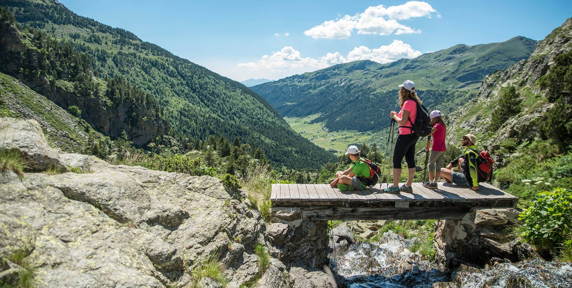 Hiking for all in Andorra