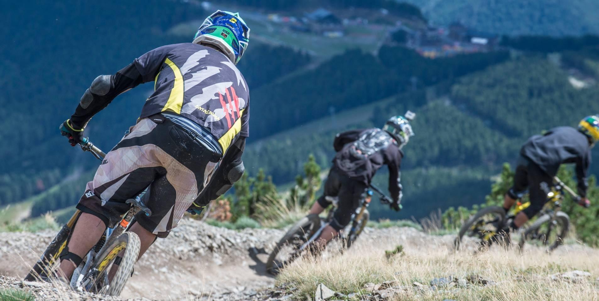 Andorra is a mountain biking mecca